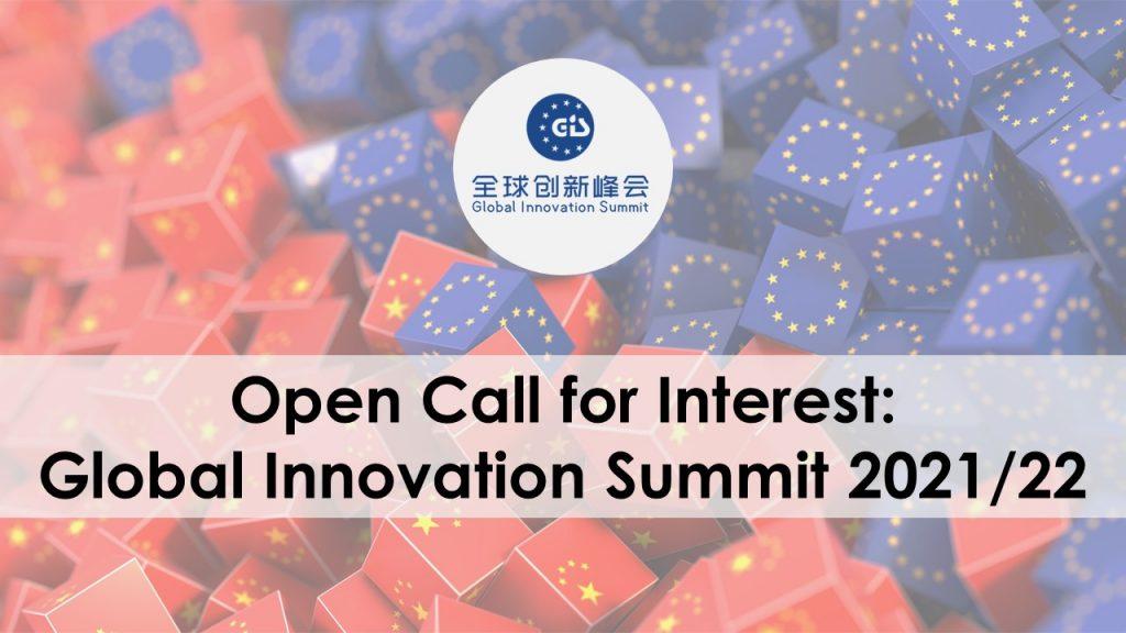 Open Call GIS 2021